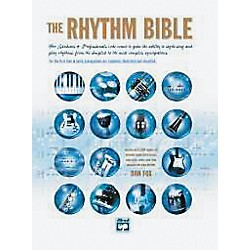 Alfred The Rhythm Bible Book and CD (00-20382)