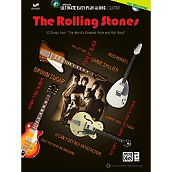 Alfred The Rolling Stones - Ultimate Easy Guitar Play-Along (Book & DVD) (00-40540)