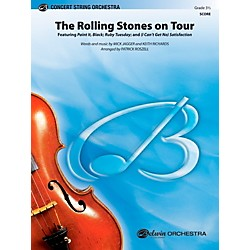 Alfred The Rolling Stones on Tour Concert String Orchestra Grade 3.5 Set (00-40445)