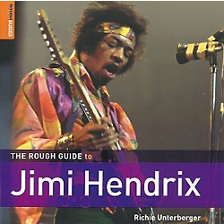 Alfred The Rough Guide to Jimi Hendrix (Book) (74-1848360020)