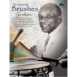 Alfred The Sound of Brushes (Book/CD) (00-EL03694CD)