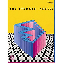 Alfred The Strokes Angles Guitar TAB Book (12-0571536433)
