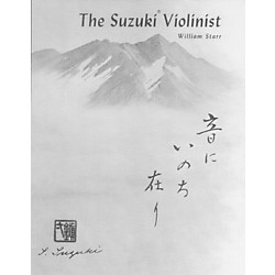 Alfred The Suzuki Violinist (Revised) Book (00-0605)