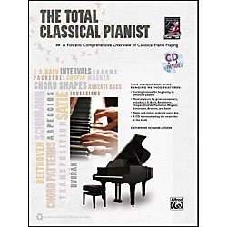 Alfred The Total Classical Pianist (Book/CD) (00-35016)