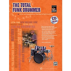 Alfred The Total Funk Drummer (Book/CD) (00-34378)
