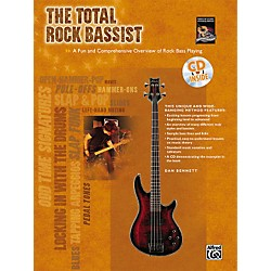 Alfred The Total Rock Bassist Book & CD (00-30238)