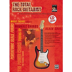 Alfred The Total Rock Guitarist Book and CD (00-24423)