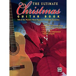 Alfred The Ultimate Christmas Guitar Book (00-GFM0202)