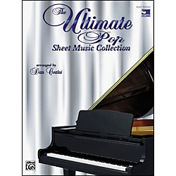 Alfred The Ultimate Pop Sheet Music Collection Easy Piano (00-AFM00028B)