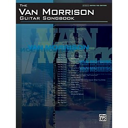 Alfred The Van Morrison Guitar Songbook (700630)