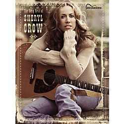 Alfred The Very Best of Sheryl Crow Guitar Tab Songbook (00-PGM0402)
