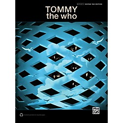 Alfred The Who - Tommy Guitar TAB Book (00-41289)