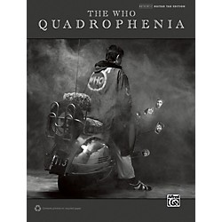 Alfred The Who: Quadrophenia Guitar TAB Book (00-41290)