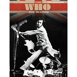 Alfred The Who Guitar TAB Anthology Book (00-42431)