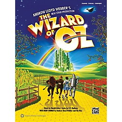 Alfred The Wizard of Oz: Selections from Andrew Lloyd Webber's New Stage Production P/V/C Book (00-38602)