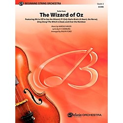 Alfred The Wizard of Oz, Suite from String Orchestra Level 2 Set (00-41194)