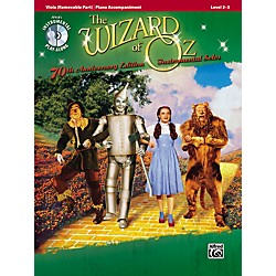 Alfred The Wizard of Oz 70th Anniversary Edition Instrumental Solos: Viola (Songbook/CD) (00-33969)