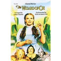 Alfred The Wizard of Oz Choral Revue 2 Part Choral Octavo (00-CM97121)
