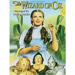 Alfred The Wizard of Oz for Easy Piano Book (00-AF9502)