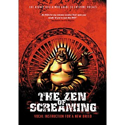 Alfred The Zen Of Screaming Dvd/Cd (72-9854622323)