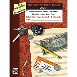 Alfred Theory for Busy Teens Book 1 (00-37744)