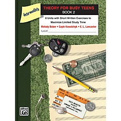 Alfred Theory for Busy Teens Book 2 (00-38830)