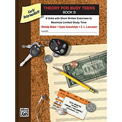 Alfred Theory for Busy Teens Book B (00-37640)