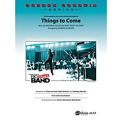 Alfred Things to Come Gordon Goodwin Jazz Band Grade 6 Set (00-40373)