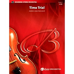 Alfred Time Trial String Orchestra Grade 2 Set (00-40410)