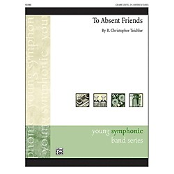 Alfred To Absent Friends Concert Band Grade 2 Set (00-41943)