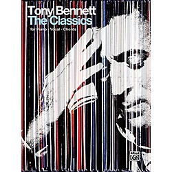 Alfred Tony Bennett - The Classics PVC Book (00-41985)