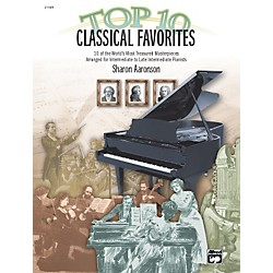 Alfred Top 10 Classical Favorites (00-21349)