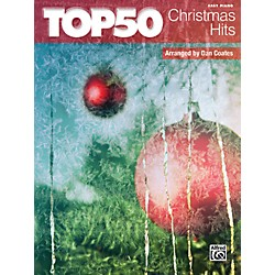 Alfred Top 50 Christmas Hits Easy Piano Book (00-33264)