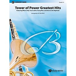 Alfred Tower of Power Greatest Hits Concert Band Level 3.5 Set (00-42218)