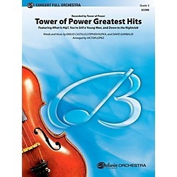 Alfred Tower of Power Greatest Hits Full Orchestra Level 3 Set (00-42079)