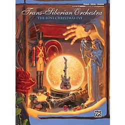 Alfred Trans-Siberian Orchestra The Lost Christmas Eve Piano/Vocal/Chords Book (701156)