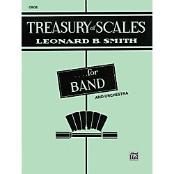 Alfred Treasury of Scales for Band and Orchestra Oboe (00-EL01877)