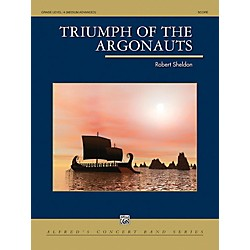 Alfred Triumph of the Argonauts Concert Band Grade 4 Set (00-41953)