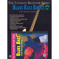 Alfred UBS Blues Bass Basics MegaPak (Book/DVD/CD) (00-DVD2002)