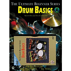 Alfred UBS Blues Drum Basics MegaPak (Book/DVD/CD) (00-DVD4002)