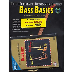 Alfred UBS Rock Bass Basics MegaPak (Book/DVD/CD) (00-DVD2001)