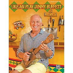 Alfred Uke 'An Play Jimmy Buffett Book (00-36799)