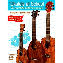 Alfred Ukulele at School Teacher's Guide Book 1 (98-DHC80116)