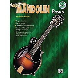 Alfred Ultimate Beginner Series Bluegrass Mandolin Basics Book & CD (00-0383B)