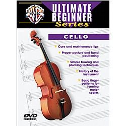 Alfred Ultimate Beginner Series Cello (DVD) (00-903374)