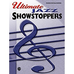 Alfred Ultimate Showstoppers/Jazz (00-MFM0207)