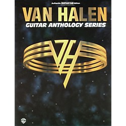 Alfred Van Halen Anthology Series Guitar Tab Book (699469)