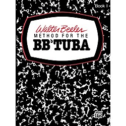 Alfred Walter Beeler Method for the BB-Flat Tuba Book I Book I (00-WB0005)