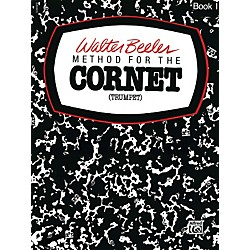 Alfred Walter Beeler Method for the Cornet (Trumpet) Book I Book I (00-WB0003)