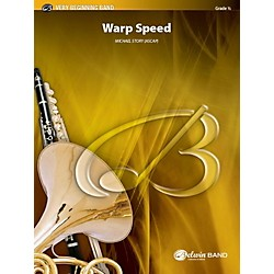 Alfred Warp Speed Concert Band Grade 0.5 Set (00-42134)